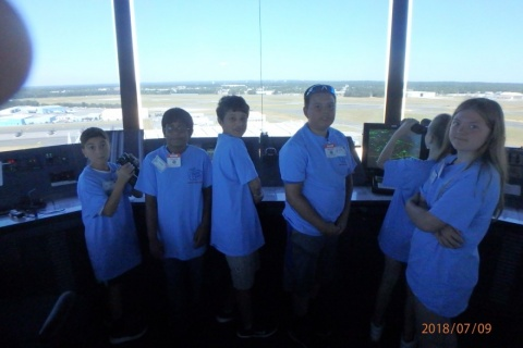 ISP Tower visit
