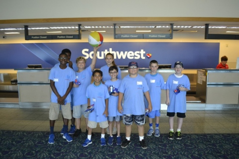 Visit to Southwest Airlines